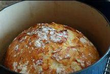 Bread / by Aimee Aken