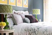 Bedrooms / by Paige Rennekamp