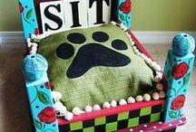 Puppy Love  / My sweet Maltese, Wylie, needs fun stuff too! / by Paige Rennekamp