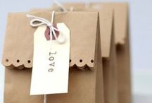 Packaging Ideas & Party Supplies / by Gooseberry Patch
