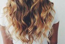 Hair ♥ / by Hannah Parker