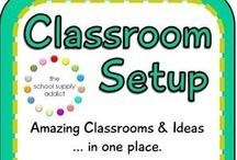 Classroom / by Rebecca Jones