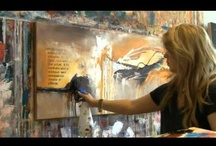 Cool Art Videos / The visual art of capturing motion and putting it on screen Upload your favorite art videos/ documentaries  / by Artsnapper