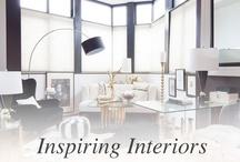 INSPIRING INTERIORS / by IPPOLITA