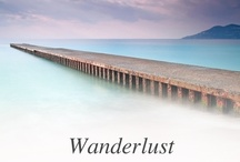 WANDERLUST / by IPPOLITA