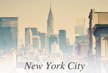 NEW YORK CITY / by IPPOLITA