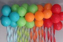 Birthday Party / by Chrysta Miller