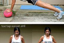 Fitness / by Cheza Barnes