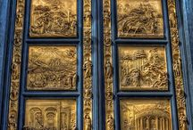 Doors, Gates, Portals, Windows & Hardware / by K. S. R.