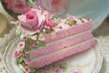 Cake / ~A compromise is the art of dividing a cake in such a way that everyone believes they have the biggest piece~ / by Renee Ivey