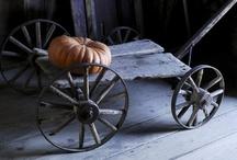 ~Prim Fall/Halloween~ / by Marla Corson