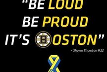 For the LOVE of BOSTON / All things Boston and Boston Bruins  / by Kiana DelViscovo
