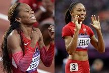 Athletes I Luv! / by Ariel Evans