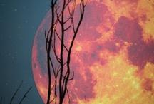 Earth, water, sky, sun, moon / by Hadassa Affias