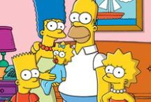The Simpsons / by Oriental Spice Under The Stars