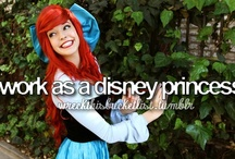 Why I <3 Disney / Let your hair down / by Leah Dooley