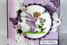 LOTV - Fairies / You are very welcome to repin any of the cards on our boards. Please do not repin any plain LOTV stamped images you may come across that do not have a watermark as it breaches our copyright. many thanks x / by Lili of the Valley Ltd