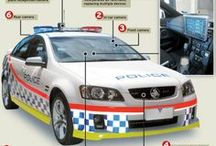 Police Vehicles of The World / by Crown North America