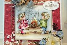 Latest Launch / 2 Gorgeous stamps for Halloween and Bonfire Night / by Lili of the Valley Ltd
