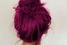 Hair / by Lillian McCrorie