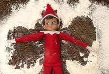 Elf on the shelf / by Jennifer Petraglia