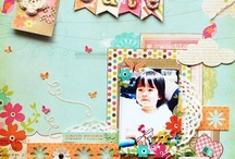 Scrapbooking Layouts, Page Maps &  Sketches / by Liza Murphy