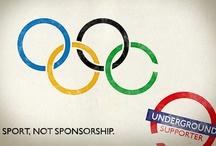 London 2012 Olympic design / by Dezeen magazine