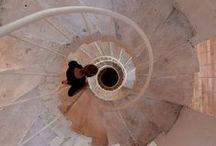 Staircases / by Dezeen magazine