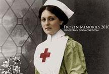 Nursing and Healthcare / by Chelsea Sanders