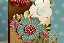 Mixed bunch stamp set and blossom punch / by Liza Murphy