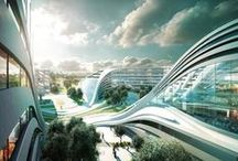 Zaha Hadid Architects / by Dezeen magazine