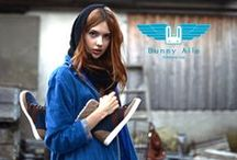 Styling Tips for Bunny Aile, Fashion Sneakers / by LeBunny Bleu