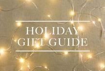 2014 HOLIDAY GIFT GUIDE / Pin your favorite gifts and visit ZGallerie.com for even more brilliant gift ideas.  / by Z Gallerie