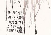 Words † / by Katie Conley