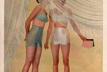 Vintage Underwear Ads / by Jones the Cat