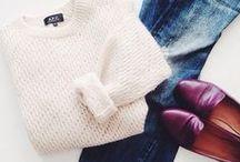 vaatteet, kledjut, rätit ja muut tyylijutut / by Aino