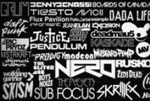 Clubbing | DJ | EDM | Underground / DJs | Producers | Legends | Underground / by Opium™ | DJ | Producer