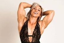 Supergirlz / Gotta love the Super Fit Females - from fitness to bodybuilding, Oh Yeahhh!  / by Astro J the return