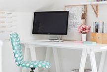 Work station / Step into my office / by Hannah Victoria