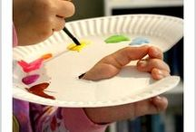 Kid Friendly Activities for my niece & god-daughter / by Design Goddess