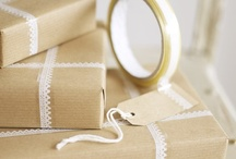 Gift Wrapping / by Ann Rawlings