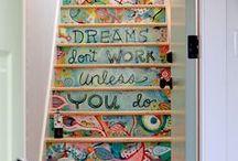 Escadas / by Sabrina Pache