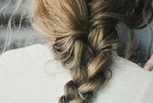 H a i r / Cute hairdos and styles that i just adore! / by Leanne Schmidt