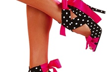 Love 4 Shoes / Shoes and accessories and clothing... DIY ideas for jewelry and others. / by Violet Mercado
