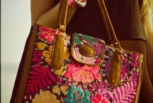 Handbags, travel bags, purses and wallets / Ideas, patterns, inspiration ... / by Marleny Diaz