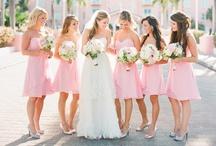 bridesmaids / by Jordan McBride