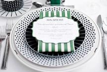 wedding tablescapes / by Jordan McBride