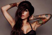 Tattoos! / by Ashley Bledsoe