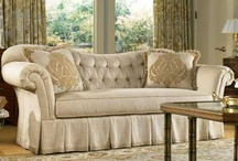 Show stopping fabrics  / by Harden Furniture