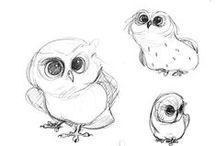 character development/ cartooning / by Teodora Vlad